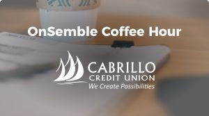 OnSemble Customer Conversation Cabrillo Credit Union Employee Intranet