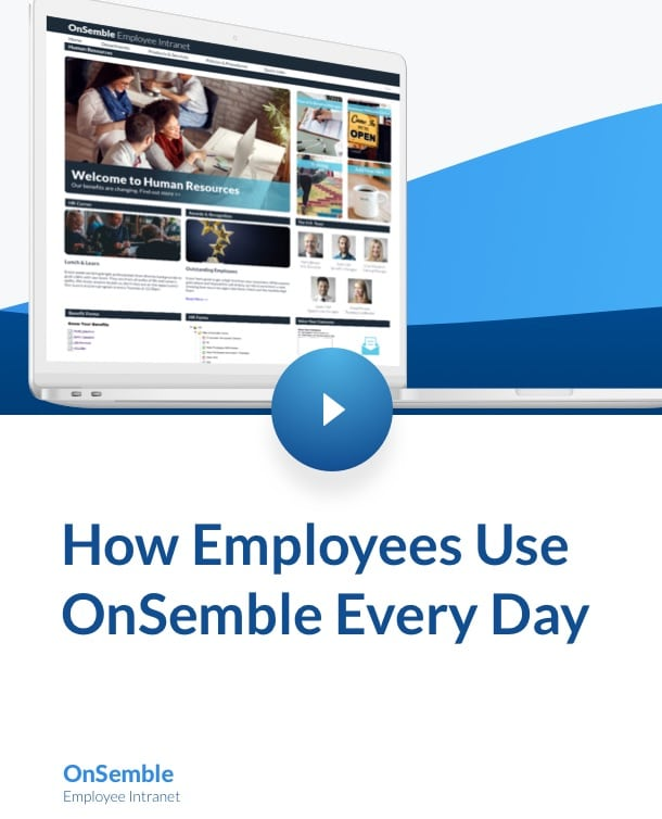 Why Everyone Loves OnSemble Video
