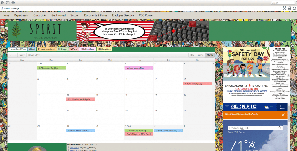 Synchronize calendars with OnSemble